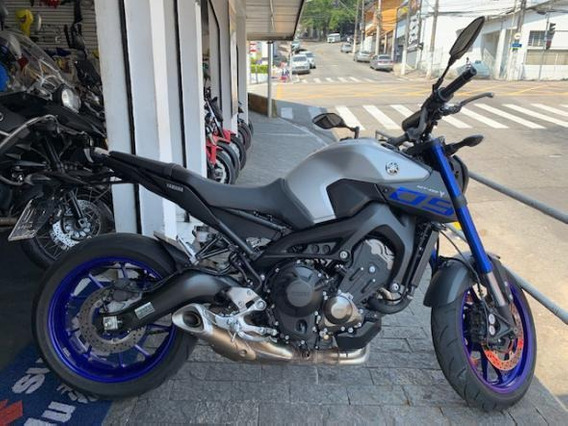 Yamaha Mt-09 Abs 2017 Estado De Zero!
