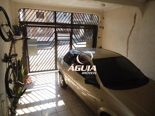 Imagem 1 de 26 de Sobrado Com 2 Dormitórios À Venda, 123 M² Por R$ 530.000,00 - Parque Jaçatuba - Santo André/sp - So1352