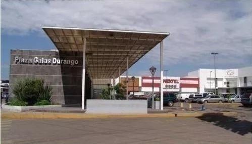 Renta De Local De 350 M2 En Planta Baja, Plaza Galas Durango