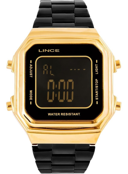 Relógio Masculino Lince Digital Sdg618l Pxpx