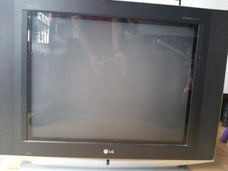 Tv De 29 Super Slim Para Partes De Reparación Mas Control