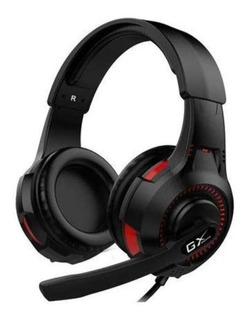 Diadema Gamer Genius Gx Hs-g600v Con Funcion De Vibracion