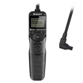 Disparador Temporizador Rs-80n3 Para Canon