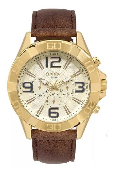 Relógio Condor - Covd54bb/2d C/ Nf E Garantia