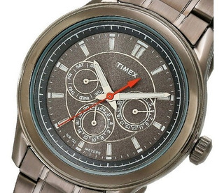 Reloj Timex T2p180 Nuevo En Caja C/garantia Dia De Padre!!!!