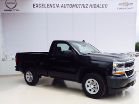 Chevrolet Silverado Ls, 4x2, Aut., Radio / Cd Y Mp3, Hgo.