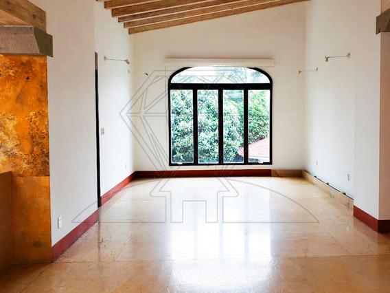 Monte Parnaso Casa En Cerrada En Renta (vw)