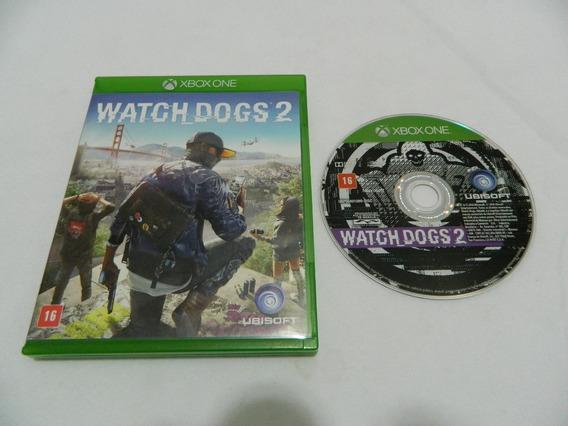 Watch Dogs 2 - Xbox One - Midia Física