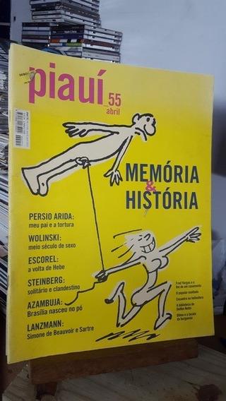 Revista Piauí 55 - Memória & História - Piauí