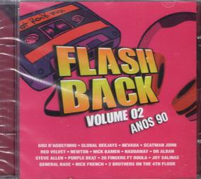 Cd Flashback Anos 90 Vol 2 - Lacrado