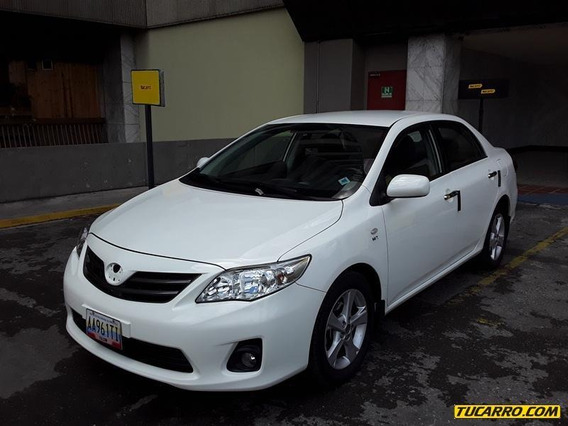 Toyota Corolla Aniversario