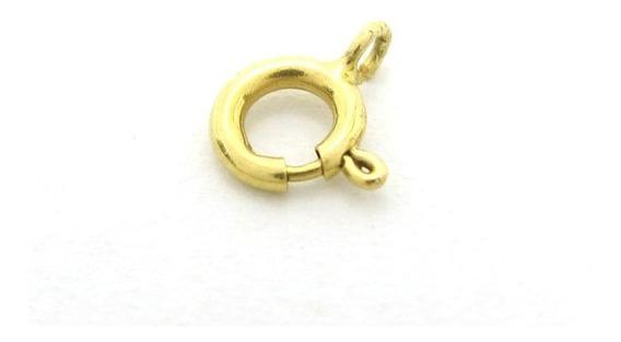 Joianete O9115-70019 Fecho Boia De Ouro 6x5mm
