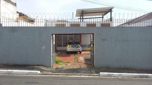 Imagem 1 de 17 de Casa Com 2 Dormitórios À Venda, 130 M² Por R$ 600.000 - Vila Babilônia - São Paulo/sp - Ca3827