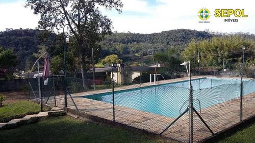 Chácara Com 5 Dormitórios À Venda, 3500 M² Por R$ 750.000,01 - Quatinga - Mogi Das Cruzes/sp - Ch0086