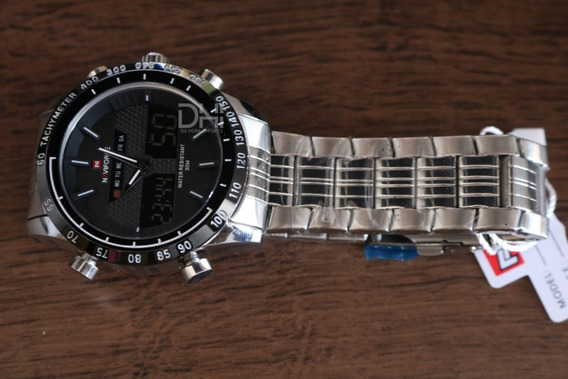 Relógio Masculino - Naviforce 3684 - Resistente A Água
