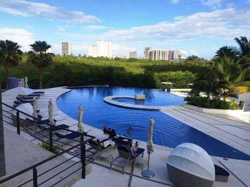 Precioso Departamento En La Zona Más Exclusiva De Cancún