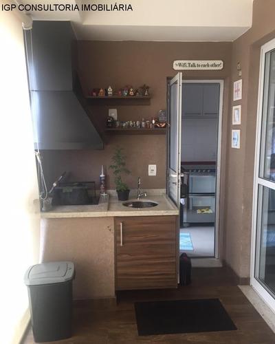 Apartamento Premium Residence Indaiatuba - Ap02326 - 34052029