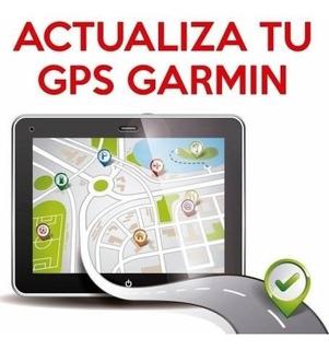 Gps Garmin Actualizacione Software De Tu Gps Garmin