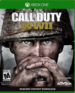Call Of Duty Ww Ii World War 2 Xbox One Nuevo