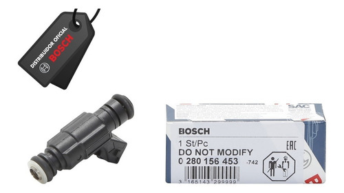 Bico Injetor 65lbs Bosch Original 0280.156.453