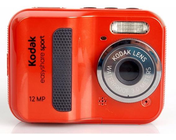 Câmera Kodak Easyshare Sport Reposição Leia O Anúncio