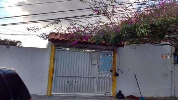 Térrea À Venda, 2 Quartos, 3 Vagas, Falchi - Mauá/sp - 46953