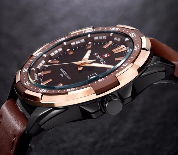 Relógio Naviforce Original Modelo 9056 Super Promoção