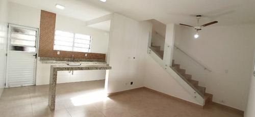 Sobrado Com 2 Dormitórios À Venda, 90 M² Por R$ 297.500,00 - Vila São Jorge - São Vicente/sp - So0525