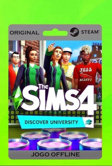 The Sims 4 + Todas Expansões Completo - Pc