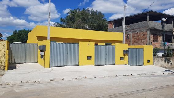 Casa Para Venda No Laranjal Em São Gonçalo - Rj - 1648