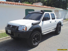 Nissan Frontier Dx Dob. Cab. 4x4 Diesel - Sincronico