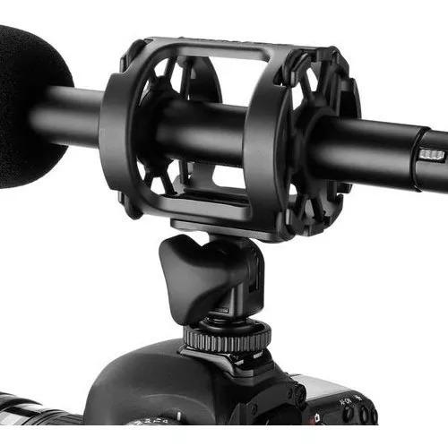Auray Dusm-1 Universal Shock Mount Para Câmera E Microfone