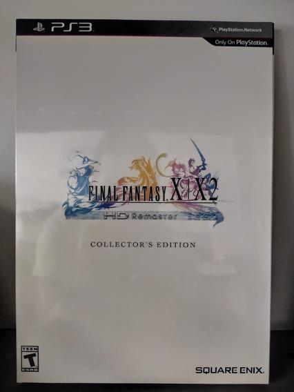 Ps3 Final Fantasy X / X-2 Hd Remaster Collectors Edition
