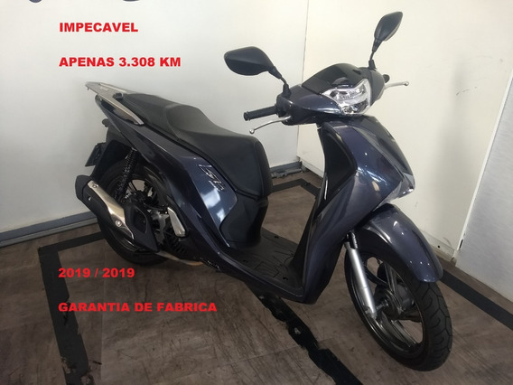 Sh 150 - Freios Abs 2019 - Na Garantia Da Fabrica