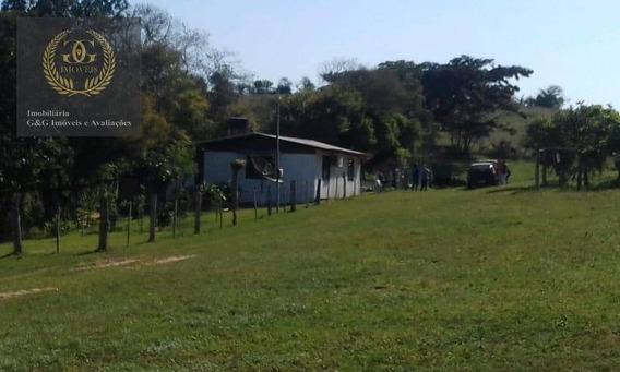 Sitio 5ha- Porteira Fechada Em Itapuã - Ch0040