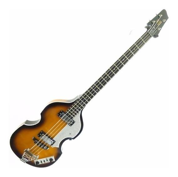 Bajo Estilo Violin Color Sunburst Stagg Bb500
