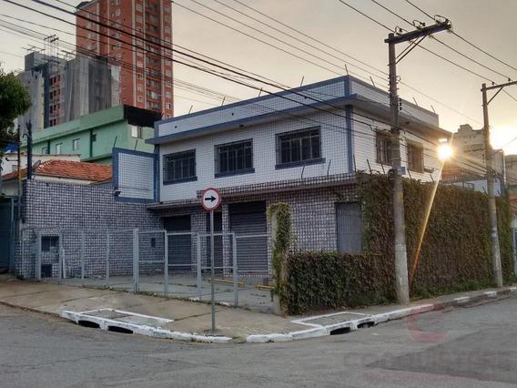 Sobrado Comercial Para Locação Em São Paulo, Casa Verde, 6 Banheiros, 4 Vagas - Soha0077