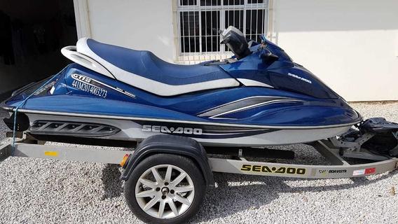 Jet Ski Seadoo 2011 Gti 155 - 2011