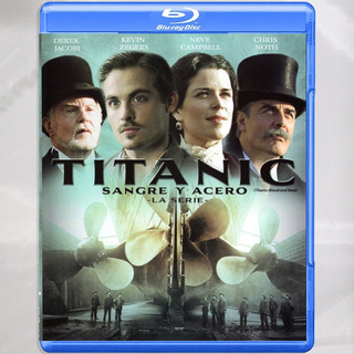 Titanic Sangre Y Acero Titanic Blood And Steel Blu-ray Zima
