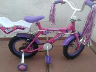 Bicicleta Stark Rodado 12 Impecable