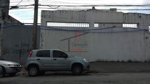 Terreno - Tatuape - Ref: 7105 - L-7105