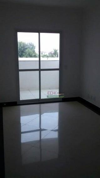 Apartamento Residencial Para Locação, Parque São Luís, Taubaté. - Ap0060