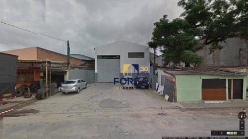 Galpão Para Alugar, 363 M² - Cumbica - Guarulhos/sp - Ga0227