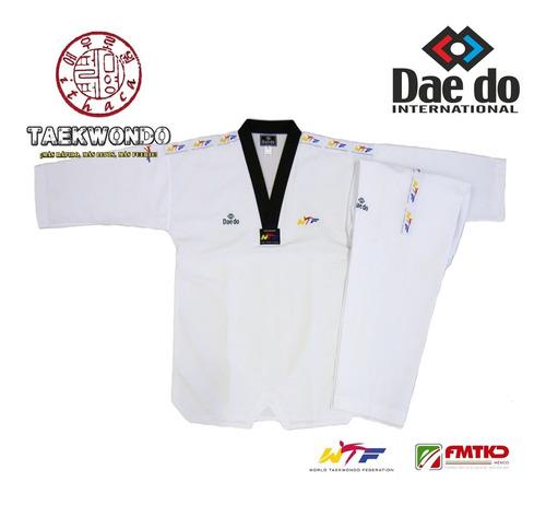 Uniformes Daedo - Dobok Master Ii Hi-tech Taekwondo Wtf