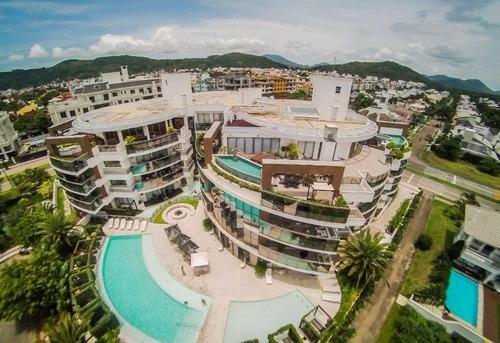Imagem 1 de 30 de Cobertura Residencial À Venda, Jurerê Internacional, Florianópolis - Co0041. - Co0041