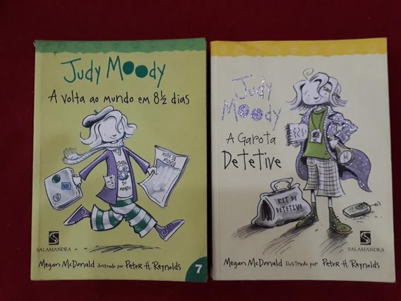 Judy Moody- A Garota Detetive & Volta Ao Mundo Em 8 1/2 Dias