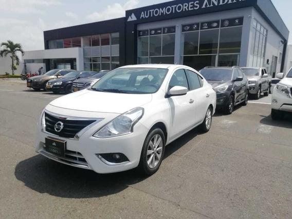 Nissan Versa Advance Automatica 1.6 2015 Fwd 881
