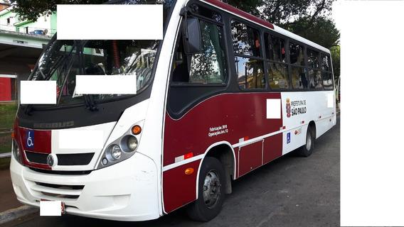 Neobus 2012 - C F C / Escolar - So 64.990 - Pronta Entrega