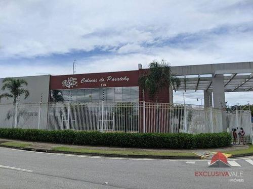 Imagem 1 de 6 de Terreno À Venda, 601 M² Por R$ 600.000,00 - Urbanova - São José Dos Campos/sp - Te0871