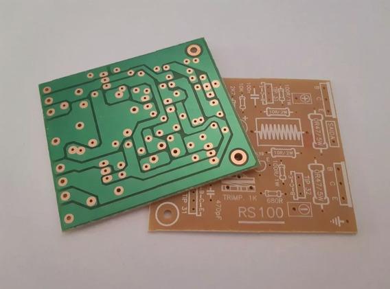 Kit 5 Placas Amplificador 100w Rms 2sc E 2sa
